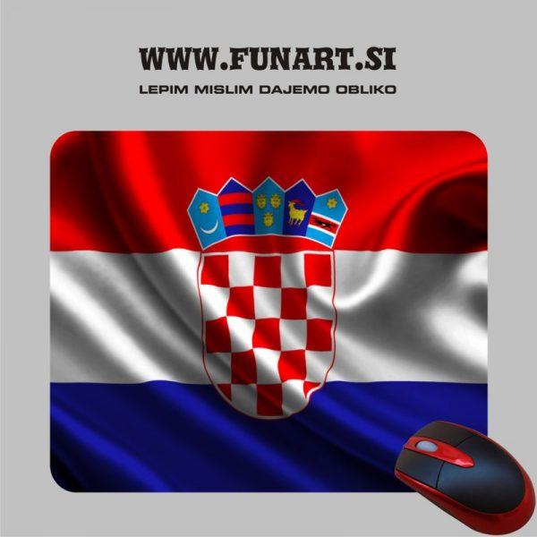 Podloga za miško po naročilu Hrvaška, Croatia