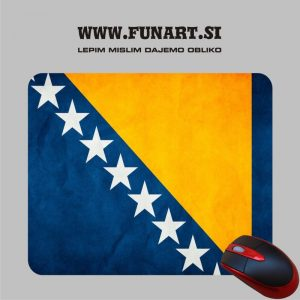 Podloga za miško po naročilu Bosna, Bosnia