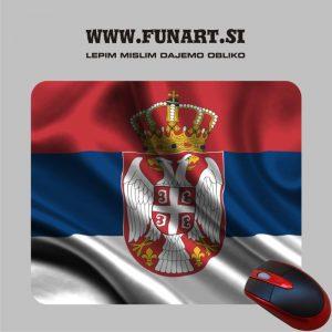 Podloga za miško po naročilu Serbia, Srbia