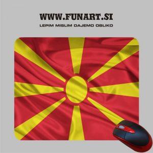 Podloga za miško po naročilu Makedonija, Macedonia