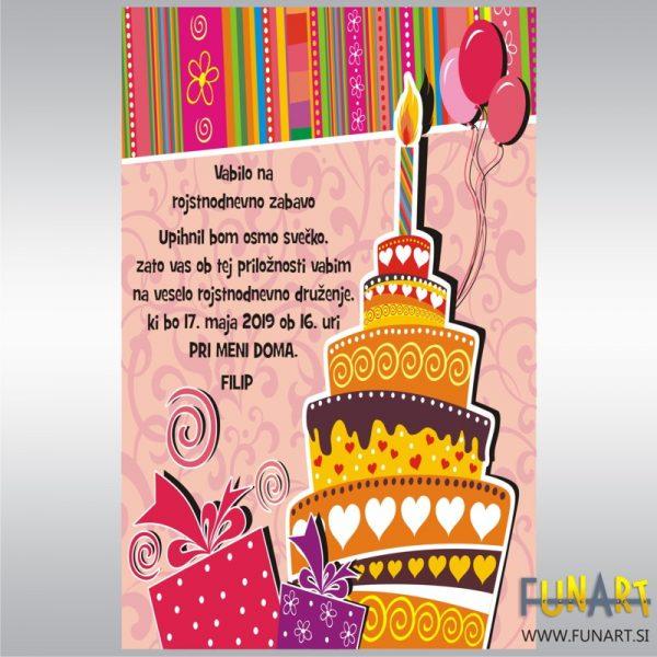 Otroška vabila tisk in oblikovanje vabil za rojstni dan