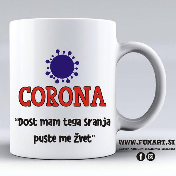 Tisk na Skodelice Funart Corona